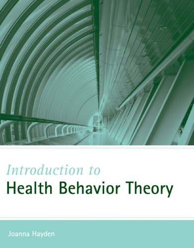 Introduction to Health Behavior Theory   2009 edition cover