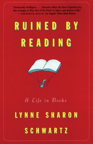 Ruined by Reading A Life in Books  1997 edition cover