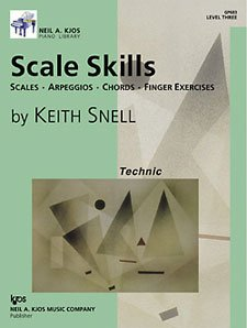 SCALE SKILLS:LEVEL 3 N/A edition cover