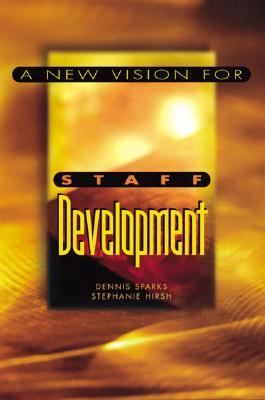 New Vision for Staff Development N/A edition cover