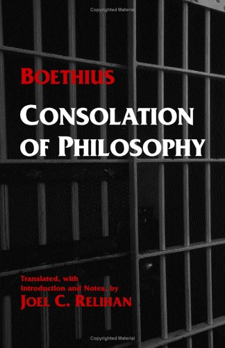 Consolation of Philosophy   2001 edition cover