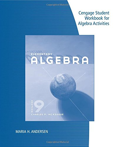 Elementary Algebra  9th 2012 9781111574833 Front Cover