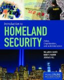 Introduction to Homeland Security   2015 edition cover
