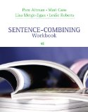 Sentence-Combining Workbook  4th 2014 edition cover