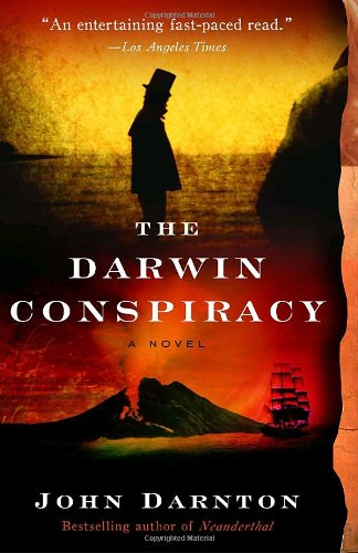 Darwin Conspiracy  N/A 9781400034833 Front Cover