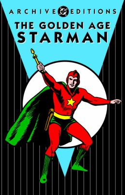 Golden Age Starman  N/A 9781401222833 Front Cover