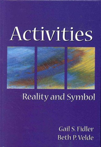 Activities Reality and Symbol  1999 edition cover
