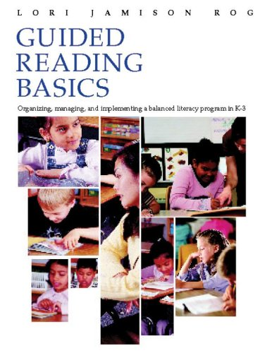 Guided Reading Basics Organizing, Managing, and Implementing a Balanced Literacy Program in K-3  2003 edition cover
