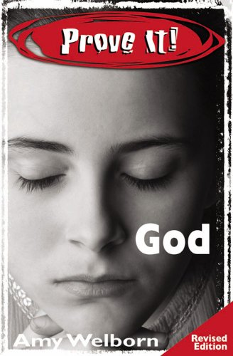Prove It! God N/A edition cover