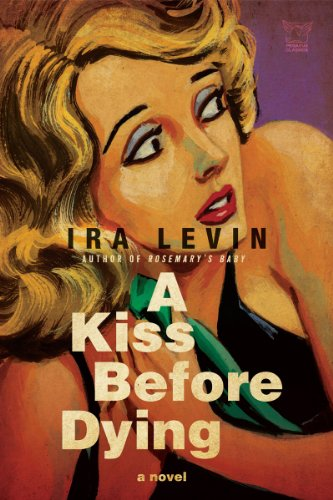 Kiss Before Dying  N/A edition cover