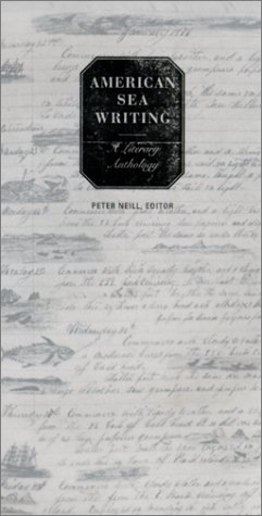 American Sea Writing A Literary Anthology  2000 edition cover