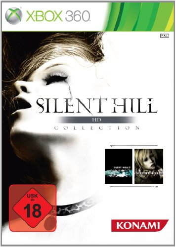 Silent Hill - HD Collection (Silent Hill 2 & Silent Hill 3) Xbox 360 artwork