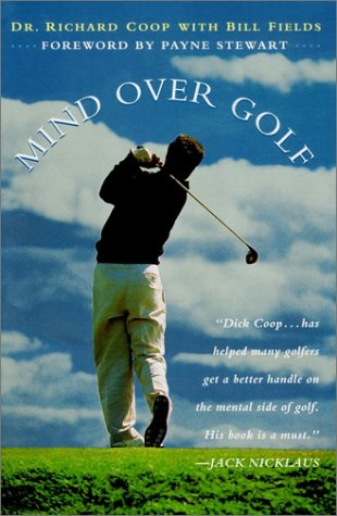 Mind over Golf   1997 edition cover