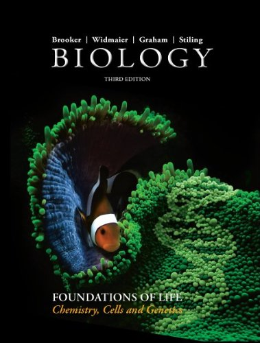 Biology Chemistry, Cells and Genetics 3rd 2014 edition cover