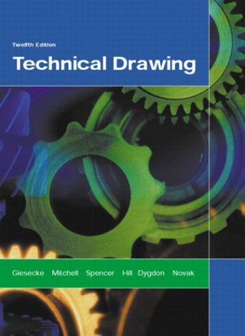 Technical Drawing  12th 2003 edition cover