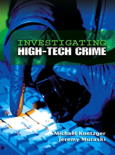 Investigating High-Tech Crime   2008 edition cover