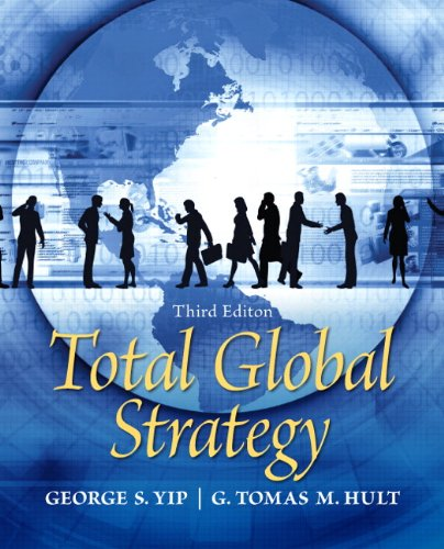 Total Global Strategy  3rd 2012 edition cover