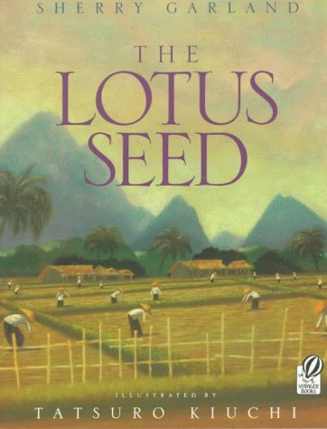 Lotus Seed   1993 edition cover