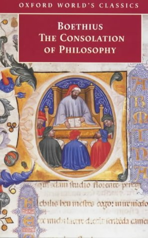 Consolation of Philosophy   2000 edition cover