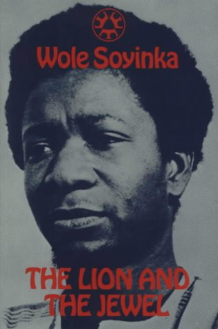 Lion and the Jewel   1962 edition cover