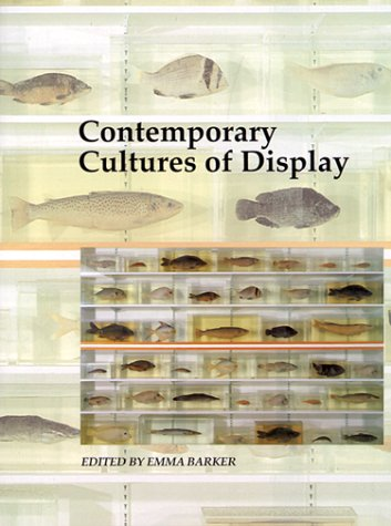 Contemporary Cultures of Display   1999 edition cover