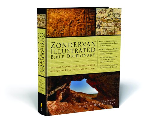 Zondervan Illustrated Bible Dictionary The Most Accurate and Comprehensive Bible Dictionary Available N/A edition cover