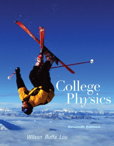 College Physics  7th 2010 9780321601834 Front Cover