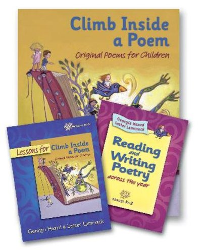 Climb Inside a Poem Reading and Writing Poetry Across the Year  2007 edition cover