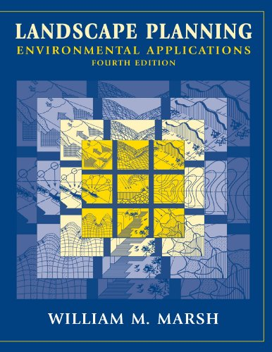 Landscape Planning Environmental Applications 4th 2005 (Revised) 9780471485834 Front Cover