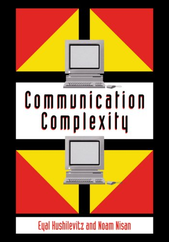 Communication Complexity   2006 9780521029834 Front Cover