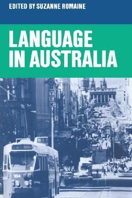 Language in Australia  N/A 9780521339834 Front Cover