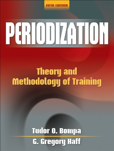Periodization Theory and Methodology of Training 5th 2009 edition cover