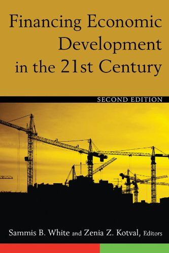 Financing Economic Development in the 21st Century  2nd 2012 (Revised) edition cover