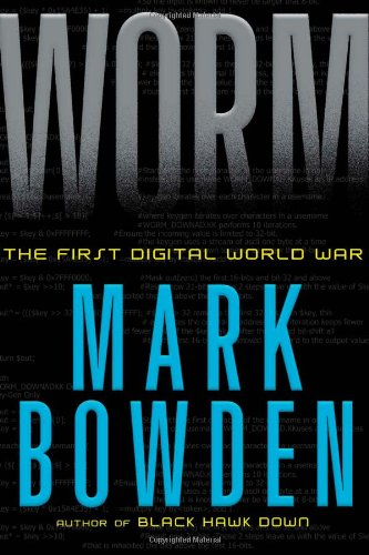 Worm The First Digital World War  2011 edition cover