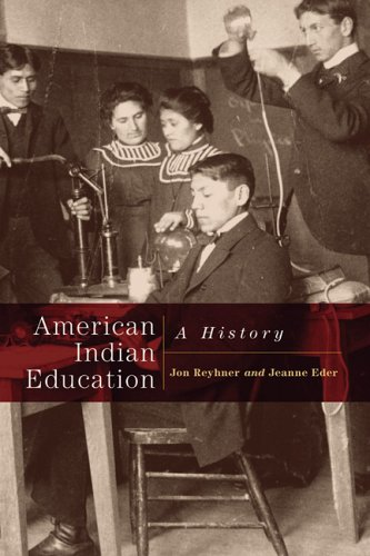 American Indian Education A History  2006 edition cover