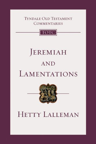 Jeremiah and Lamentations  N/A edition cover