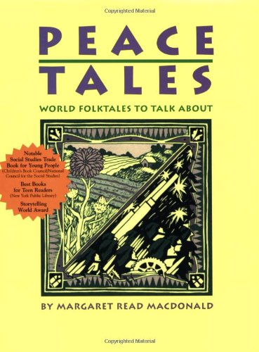 Peace Tales World Folktales to Talk About N/A 9780874837834 Front Cover