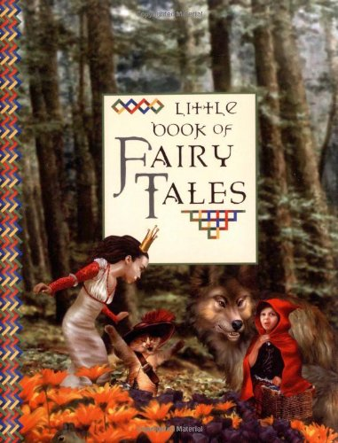 Little Book of Fairy Tales   2004 9780888995834 Front Cover