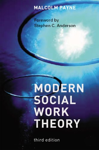 Modern Social Work Theory 3E  3rd 2005 edition cover