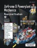 Airframe and Powerplant Mechanics Powerplant Handbook  N/A edition cover