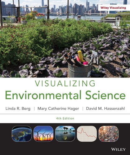 Visualizing Environmental Science  4th 2014 edition cover