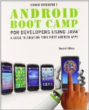 Android Boot Camp for Developers Using Java:   2014 edition cover