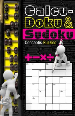 Calcu-Doku and Sudoku  N/A 9781402765834 Front Cover