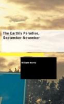 Earthly Paradise, September-November N/A edition cover