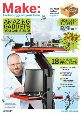 Amazing Gadgets You Can Build!   2010 9781449382834 Front Cover