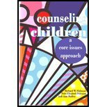 Counseling Children A Core Issues Approach  2011 edition cover