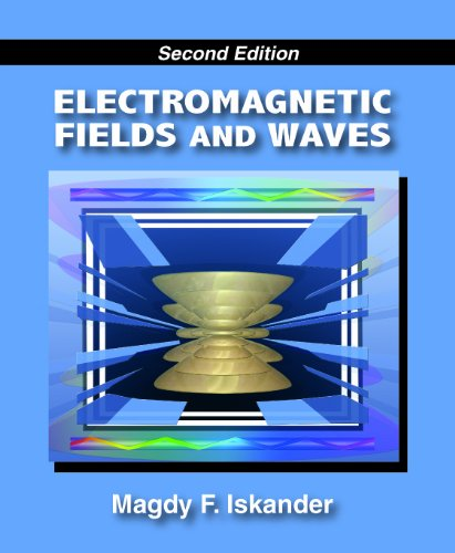 Electromagnetic Fields and Waves:   2012 edition cover