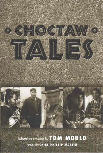 Choctaw Tales   2004 edition cover