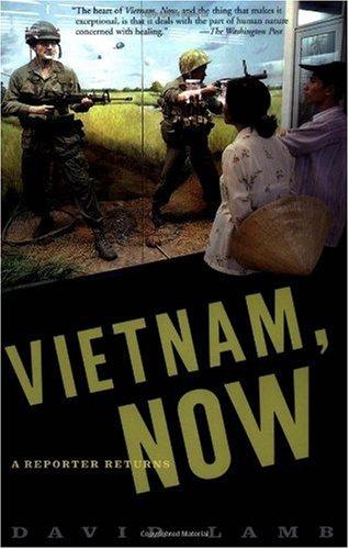 Vietnam, Now A Reporter Returns  2003 edition cover