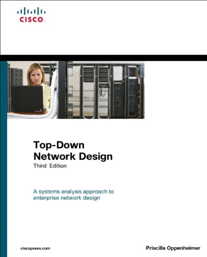 Top-Down Network Design  3rd 2011 (Revised) edition cover